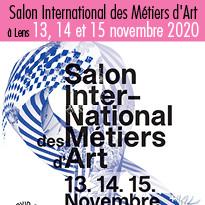 6ème rendez-vous du Salon International des Métiers d'Art.