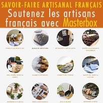 La Masterbox soutient les petits artisans français