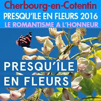 Presqu'île en fleurs<br>rendez-vous botanique<br>Cherbourg-Octeville