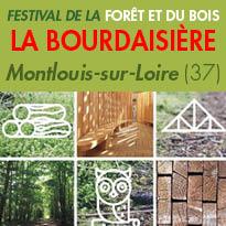 Du 9 et 30 Octobre 2016<br>Festival de la Forêt<br>et du bois<br>Domaine de la Bourdaisière<br>Montlouis-sur-Loire (37)