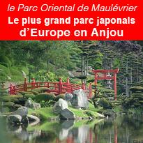 Le plus<br>grand<br>parc japonais<br>d'Europe