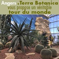 Terra Botanica Voyage au cœur des  écosystèmes de la planète