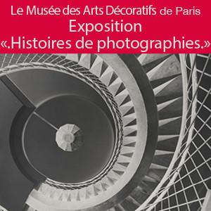 Exposition «.Histoires de photographies.» au Musée des Arts Décoratifs