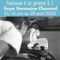 Exposition Germaine Chaumel à Toulouse