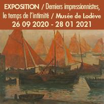 Derniers impressionnistes, le temps de l'intimité / Musée de Lodève