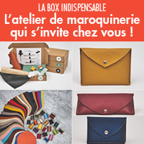 La nouvelle box indispensable !