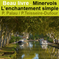 Beau livre<br>Minervois<br>L'enchantement simple<br>Editions Empreinte