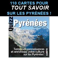110 cartes<br>Pour tout savoir<br>sur les Pyrénées !