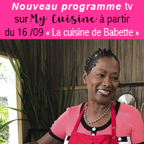 La cuisine de Babette<br>sur MyCuisine