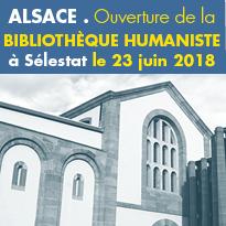 Ouverture<br>de la Bibliothèque<br>Humaniste