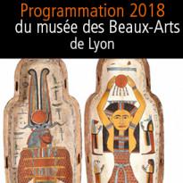 Programmation<br>2018<br>du Musée des Beaux-Arts<br>de Lyon