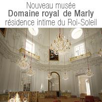 Ouverture du Musée du Domaine royal de Marly