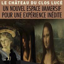 Nouvel espace immersif au Château du Clos Lucé
