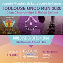 «TOULOUSE ONCO WEEK» : Lutte contre le cancer 2020