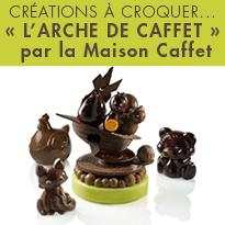 Création à croquer<br>Pâques 2018<br>Maison Caffet
