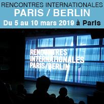Rencontres<br>Internationales<br>Paris/Berlin