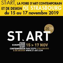 Strasbourg<br>ST-ART<br>du 15 au 17 novembre