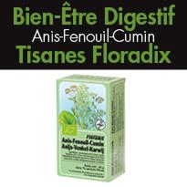 Tisane<br>Anis - Fenouil - Cumin bio<br>Tisanes Floradix