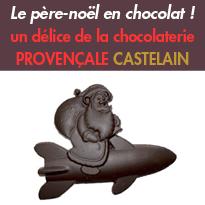 Savoir-faire<br>Les Gourmandises<br>de la chocolaterie<br>Castelain