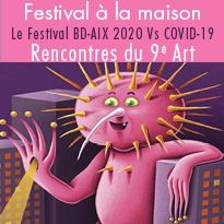 Festival bd à la maison sur www.bd-aix.com