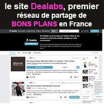 Dealabs.com<br>le Site Shopping<br>des Bons plans