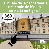 Le Musée de la gendarmerie nationale se visite en ligne !