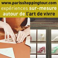 Partez<br>à la rencontre<br>d'artisans<br>à Paris