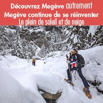 Megève, Inspirez profondément l'air pur des montagnes