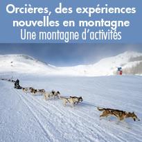Orcières détente, activités, randonnées, VTT...