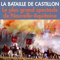 Spectacle<br>La Bataille<br>de Castillon