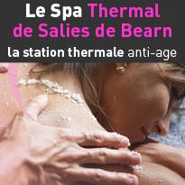 Les Thermes de Salies de Bearn Station thermale anti-âge