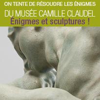 Énigmes et sculptures ! au musée Camille Claudel