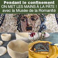 On met les mains à la pâte avec le Musée de la Romanité
