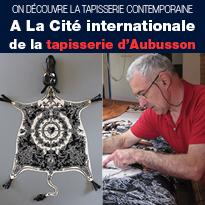 Découvrez les œuvres emblématiques de la Cité internationale de la tapisserie d'Aubusson
