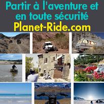 En quête <br>de liberté et d'évasion ?<br>partez avec Planet-Ride