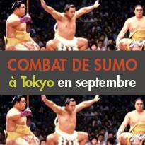 Tokyo<br>grand tournois<br>de Sumo